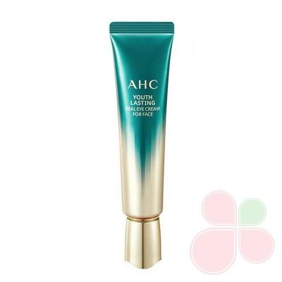 AHC Омолаживающий крем для век с 9 видами коллагена Youth Lasting Real Eye Cream