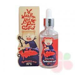 ELIZAVECCA Сыворотка с гиалуроновой кислотой 97% Hell-Pore Control Hyaluronic Acid 97%