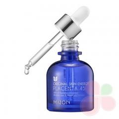 MIZON Антивозрастная ампульная сыворотка с экстрактом плаценты Original Skin Energy Placenta 45