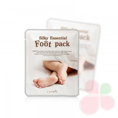 CALMIA Питательная маска для ног (носочки) Silky Essential Foot Pack