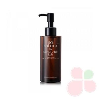 SO NATURAL Гидрофильное масло для глубокого очищения кожиl Smoothing Facial Deep Cleansing Oil