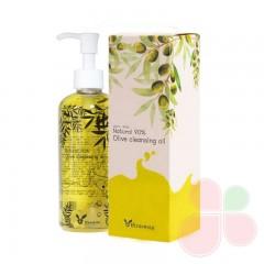 ELIZAVECCA Очищающее гидрофильное масло с экстрактом оливы Milky Piggy Natural Olive Cleansing Oil