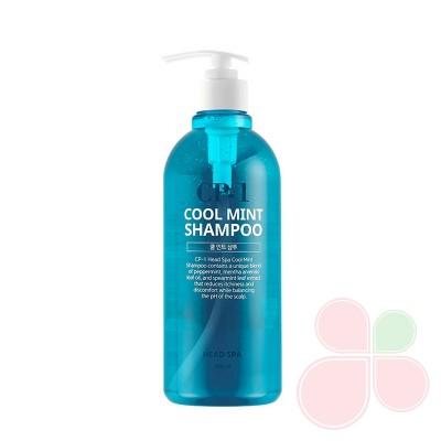 ESTHETIC HOUSE Охлаждающий шампунь с мятой CP-1 Head Spa Cool Shampoo