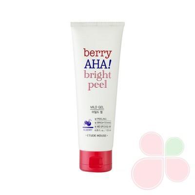 ETUDE HOUSE Пилинг-гель для лица Berry Aha Bright Peel Mild Gel