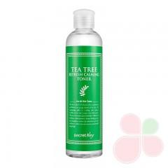 SECRET KEY Антибактериальный тонер Tea Tree Refresh Calming Toner