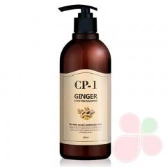ESTHETIC HOUSE Восстанавливающий шампунь для волос с корнем имбиря CP-1 Ginger Purifying Shampoo