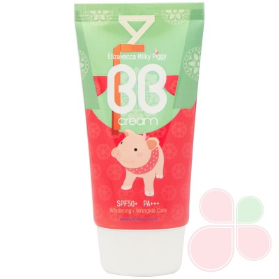 ELIZAVECCA ВВ-крем с коллагеном Milky Piggy BB Cream SPF50+ PA+++