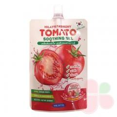 MILATTE Многофункциональный гель для лица и тела Tomato Soothing Pouch