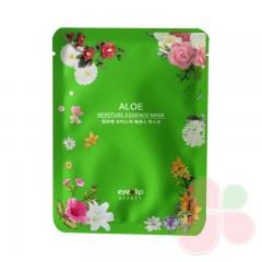 EYENLIP Маска для лица тканевая с алоэ EYENLIP Aloe Oil Moisture Essence Mask