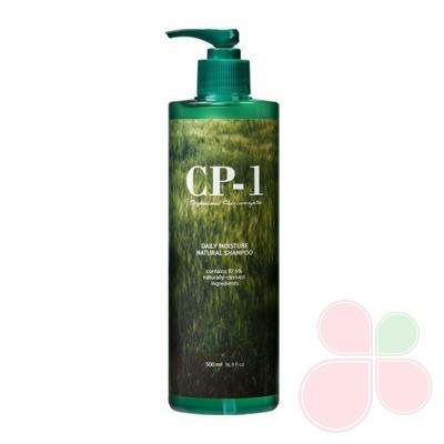 ESTHETIC HOUSE Натуральный увлажняющий шампунь д/волос CP-1 Daily Moisture Natural Shampoo
