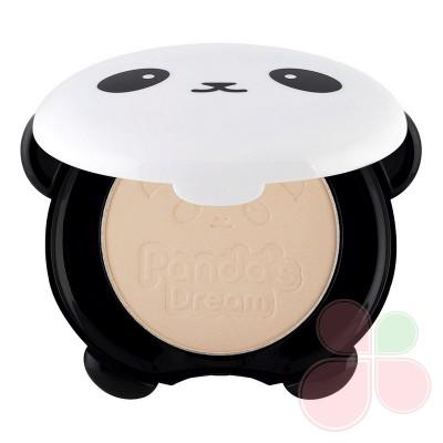 TONY MOLY Компактная пудра для лица (№1 ванильный беж) Panda's Dream Clear Pact SPF25 PA Vanilla