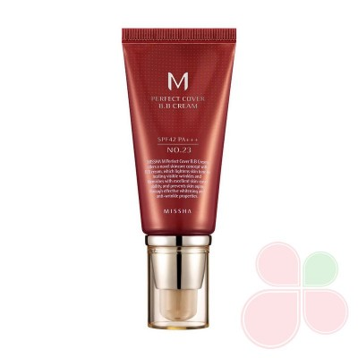 MISSHA ББ крем M Perfect Cover BB Cream (№23 натурально-бежевый)