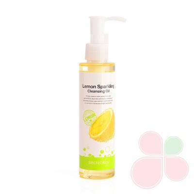 SECRET KEY Лимонное гидрофильное масло Lemon Sparkling Cleansing Oil