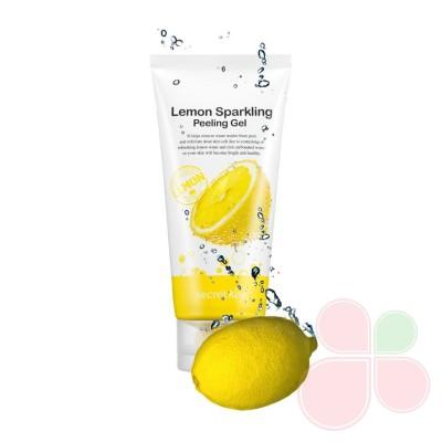 SECRET KEY Цитрусовый гелевый пилинг Lemon Sparkling Peeling Gel