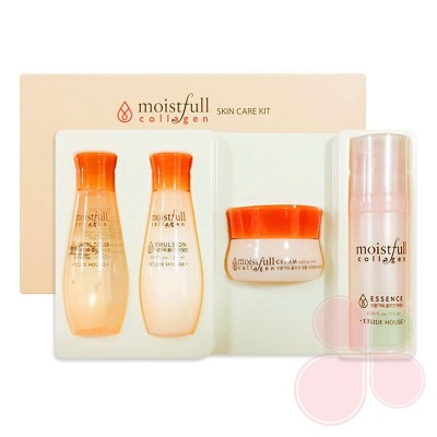 ETUDE HOUSE Мини-набор Moistfull Collagen Skin Care Kit