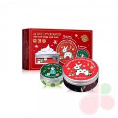 SEANTREE Новогодний набор кремов 2xOne Day Cream Set